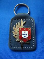 PORTUGAL COMANDOS COMMANDOS MILITARY KEYCHAIN KEYRING BADGE 47mm