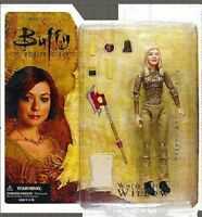 Buffy the Vampire Slayer WHITE WITCH WILLOW Action Figure BTVS
