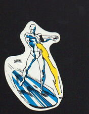 SILVER SURFER FULL POSE STICKER Unused 1979 ITALY DISTRIBTD ONLY Rare FF