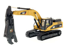 1/50 Caterpillar 330D L Hydraulic Excavator with Shear - Core Classics Series