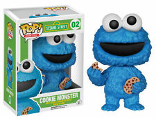 "Sesame Street Cookie Monster 3.75 ""Figura de Vinilo Pop Nuevo Funko"