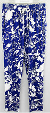 HUE Leggings U15455 Chill Chic Rayon Jersey Skimmer Size M Sailor NWT $40