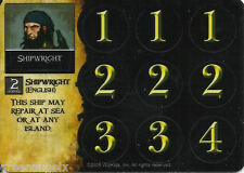 PIRATES OF THE SPANISH MAIN - 120 ENGLISH SHIPWRIGHT