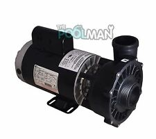 Waterway 3721621-1D Executive 56-Frame 4 HP 2 Speed Swimming Pool Pump