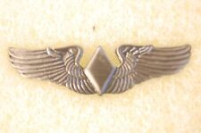US USA USAF Air Force Wasp Wings Military Hat Lapel Pin