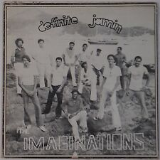 IMAGINATIONS: Infinite Jammin REGGAE Beat Calypso VINYL LP Private HEAR