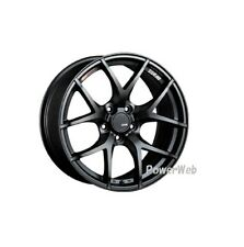 NEW SSR GT V03 17x7 5-114.3 +42 +50 FLAT BLACK 17inch *1rim price official