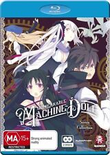 Unbreakable Machine Doll Series Collection NEW B Region Blu Ray