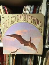 The Flock - Dinosaur Swamps. Gatefold Lp NM