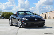 2011 Mercedes-Benz SLK-Class Base Convertible 2-Door