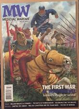 Medieval Warfare First War Of Independence Scotland Vol IV #3 2015 FREE SHIPPING