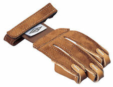 Neet Archery Regular Tan Suede Youth Small Glove #61015