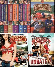 BRAND NEW The Dukes of Hazzard ~ Complete Series Season 1-7 (+ 2 Movie) DVD SETS