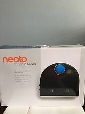 NEW Neato Botvac D Series Smart ROBOTIC Pet Vacuum Cleaner Carpet Hardwood Black