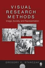 Visual Research Methods: Image, Society, and Representation, , Good Book