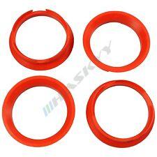 4 Anelli Centraggio 63,4-57,1 arancione BROCK KESKIN RC OXIGIN TOMASON