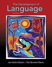 What's New in Communication Sciences and Disorders: Development of Language,...
