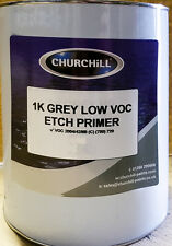 ACID ETCH PRIMER - GREY 1 Litre RFU for use on Aluminium and other bare metals