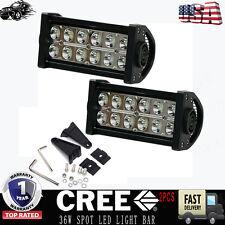 2pcs Marine Spreader Lights LED Light Deck/Mast lights for boat 36W 12v-30v DC
