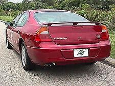 PAINTED CHRYSLER 300M CUSTOM STYLE II SPOILER 1999-2004