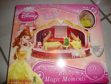 Figurine Disney - Magic Moments Playset - La Belle et la Bête - Bullyland 11901