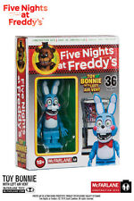 FIVE NIGHTS AT FREDDY'S TOY BONNIE LEFT AIR VENT FIGURE CONSTRUCTION McFARLANE