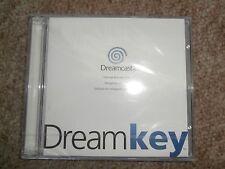 Originale per SEGA DREAMCAST DREAM browser internet key Disc ~ nuovi/sigillati