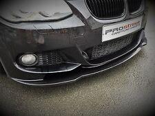 BMW 3er M Paket Coupe E92 E93 Frontspoiler Cupspoiler Lippe Spoilerlippe Spoiler