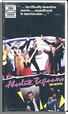 Absolute Beginners - London Rock Scene Musical (with David Bowie, Sade) New VHS