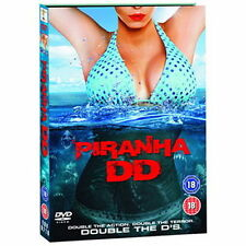 Piranha DD DVD Region 2 Horror *New & sealed* Ving Rhames