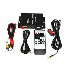 ATSC-MH HD/SD Car Vehicle Video Digital TV Receiver Turner Box & Antenna