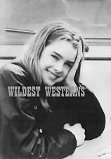 BROOKE SHIELDS Girl PhOtO Young Candid Hollywood; Pre Teen Actress PRETTY BABY