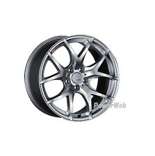 NEW SSR GT V03 17x7 5-114.3 +42 +50 GLARE SILVER 17inch *1rim price official