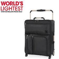 It Luggage Max cabina Negro 55cm Funda de 2 ruedas más ligera del mundo