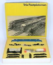 TRIX 2127 3 RAIL E3000 AL1 RARE BOXED FOOTPLATEMAN KIT SEE PHOTOS MAINLY SUPERB