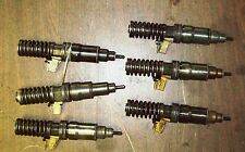 Detroit Series 60 14.0 L DDEC V Diesel Engine Injectors *REMANUFACTURED*