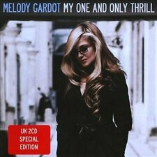NEW My One And Only Thrill/live In Paris Ep by Melody Gardot CD (CD) Free P&H