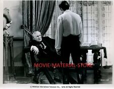 "Vincent Price The House Of Usher 8x10"" From Original Negative Photo #M238"