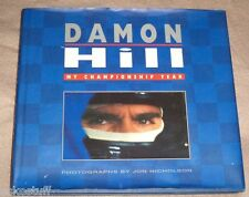 Damon Hill My Formula One Championship Year 1996 Great Photographs! Nice See!