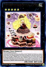 Madolche Puddingcess Chocolat-a-la-Mode - CROS-EN051 - Ultra Rare - 1st Ed