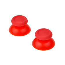 Sony PS4 Playstation 4 Thumbstick Analogstick Joystick Set - Deep Red