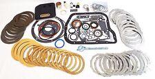 98-99 JEEP A618 A518 TRANSMISSION BASIC REBUILD KIT + ELECTRONICS 47RE 46RE