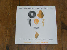 MUSIC FINLAND with THE LINE OF BEST FIT vinyl RSD 2013