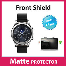 Samsung Gear S3 Classic MATTE FRONT Anti Glare Screen Protector Shield