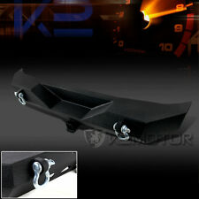 07-16 Jeep Wrangler JK Texture Rock Crawler Rear Bumper Guard Fender D-Ring