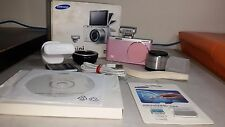 SAMSUNG NX MINI SMART 20.5MP WITH 9-27mmLENS VERY PERFECT CONDITION WITHFULL KIT