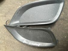TOYOTA AVENSIS FRONT PUMPER FOG GRILL COVERS TO FIT 06/08