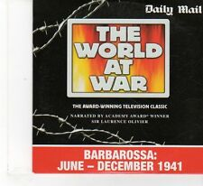 (FR359) Daily Mail, The World At War - DVD