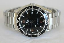 Alpha 922C Planet Ocean  mechanical automatic watch Japan Miyota movement