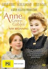 Anne Of Green Gables - A New Beginning (DVD, 2010) BRAND NEW SEALED - FREE POST!